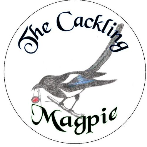 THE CACKLING MAGPIE